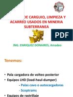 Transporte ing ENRIQUEZ DONAIRES, Amadeo