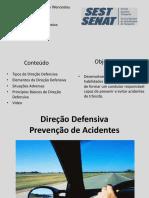 Direção Defensiva - Seminário