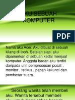 Aku Sebuah Komputer