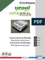 Bycool Integral Power Instrucciones de Montaje
