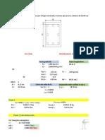 Columna Sección Hueca - Concreto i