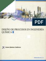 Diseño de Procesos en Ingeniería Quimica