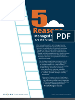 5 Reasons Managed Services Are the Future of Integration