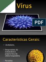 Biologia PPT - Vírus