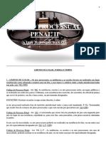 apostila de exercicios direito processual penal
