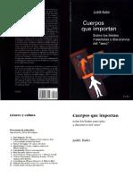 Cuerpos que importan_(Judith Butler) seleccion.pdf