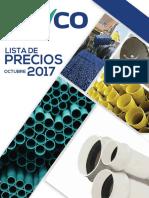 Lista de Precios Pavco Noviembre 2017.pdf