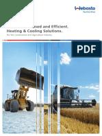WEBASTO Construcción y Agricultura
