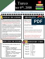 Weekly Update December 6th.pptx