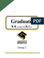 Graduate Memphis Campaign Plan Book Team 2