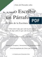 4 CÓMO ESCRIBIR UN PÁRRAFO.pdf