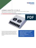Webasto Compact Cooler 2014 ES