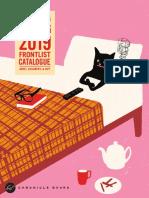 Spring 2019 Chronicle Books UK Frontlist