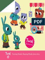 Spring 2019 Twirl Catalog
