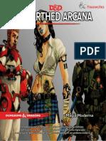 D&D 5E - Unearthed Arcana - Magia Moderna - Biblioteca Élfica.pdf
