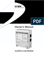 ALM Owner's Manual