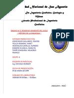 INFORME N° 3 densidad natural del suelo (parafina)