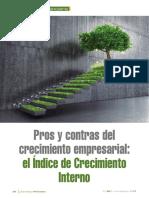 Pros y Contras Del Crecimiento Empresarial