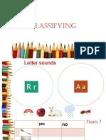 classifying kg