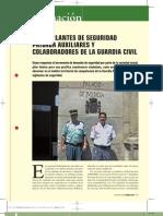 articulo sobre los vigilantes de seguridad en la revista de la guardia civil
