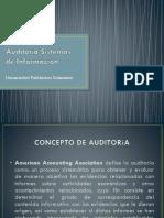 Auditoría Sistemas de Información 12