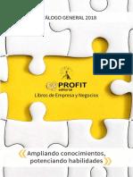 Catalogo Profit