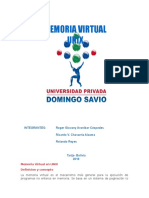 Memoria Virtual - Unix.docx