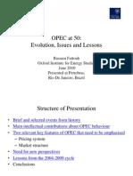 Presentation Petrobras OIES
