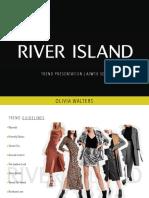 River Island A/W18 Presentation