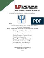 MONOGRAFIA DE LA UNIVERSIDAD ALAS PERUANAS
