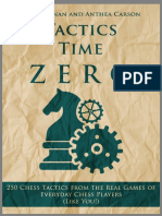 Tactics Time Zero_ 250 Chess Tactics  PDF.pdf