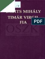 Babits Mihály Timár virgil fia.pdf