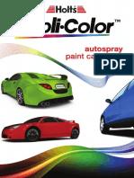 Dupli-Color Guide 2011