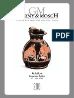 Gm Auktion 206 Katalog