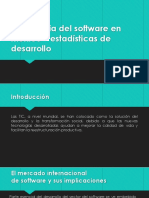 La Industria Del Software en México – Estadísticas