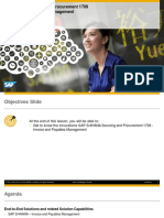 S4HANA Invoice Payables Management 20170901