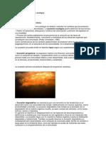 6 Tipos y Etapas de Sucesión Ecológica