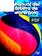 Manual Del Arbitro de Waterpolo - USA Waterpolo