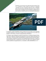 Canal Panam á