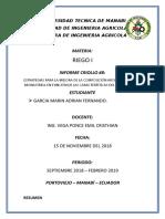 Informe #8 Criollo