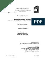 Arquitectura Moderna en Riesgo Desvalorizacion de La Arq. Deco en La CDMX