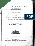Muzaffarnagar Gazetteer