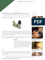 Aceite Esencial de Cedro_ Beneficios y Usos