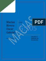 Macías Rivera Oscar Gabriel