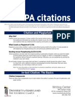 APA Citations