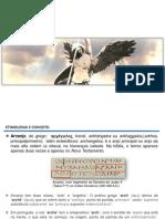TRABALHO DE ANGEOLOGIA - ARCANJOS.pptx