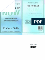 Practicing the Power of Now - Eckhart Tolle.pdf
