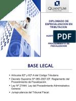 Fiscalización Tributaria
