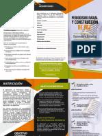 DIPLOMADO PERIODISMO RADIAL Y CONSTRUCCION DE PAZ