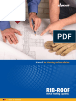 Manual for planing and instalation